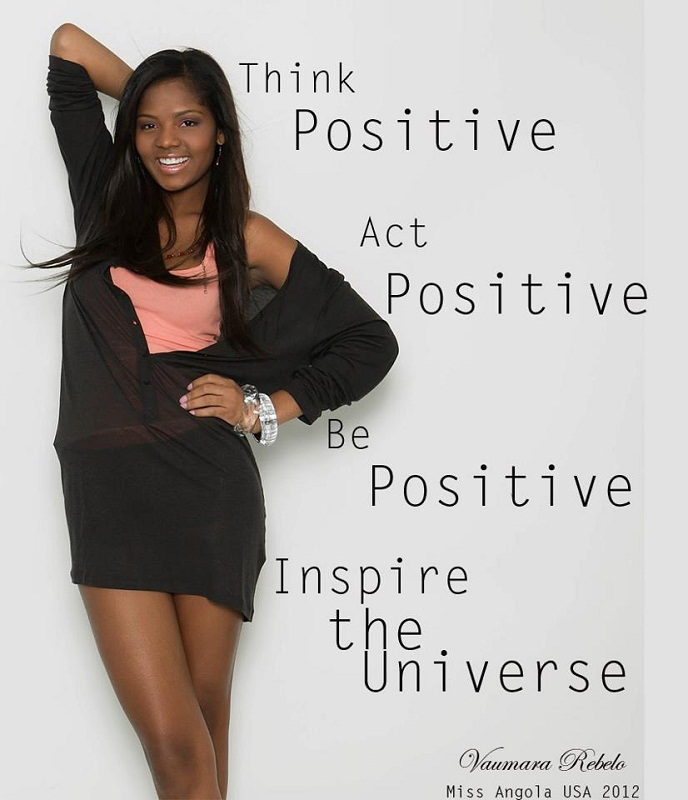 Vaumara Rebelo, Miss Angola Universe 2013. photo